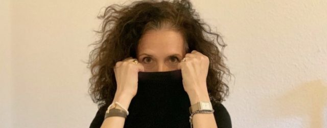 Susanne Graue Maske